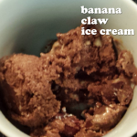 Banana Claw ice cream