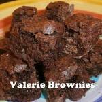 valerie brownies