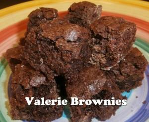 valerie brownies