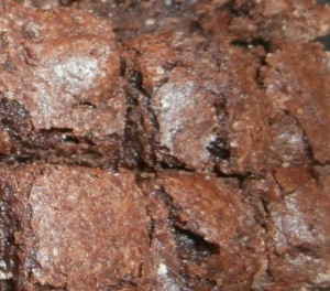 Wall to Wall Valerie Brownies - Yum!