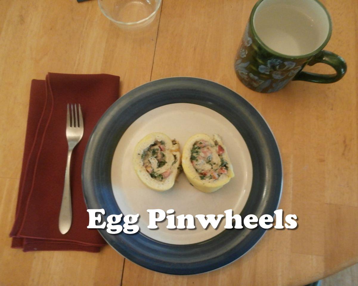 Egg Pinwheels