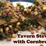 Tavern Stew with Cornbread