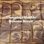 Chocolate Marble Banana Bread