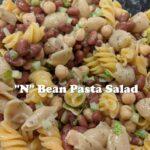 N Bean Pasta Salad